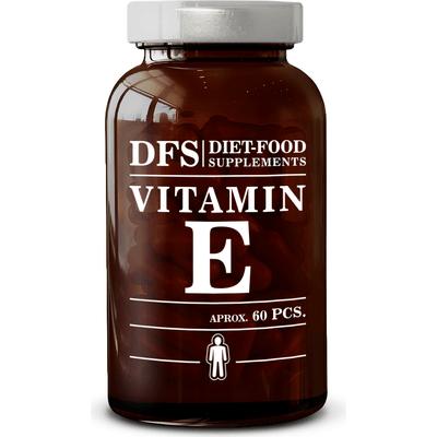 Witamina E 500 mg - Kapsułki Diet Food