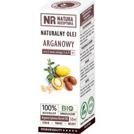 Natura Receptura Naturalny olej arganowy, 50 ml