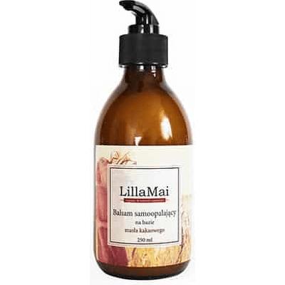 Balsam samoopalający na bazie masła kakaowego LillaMai