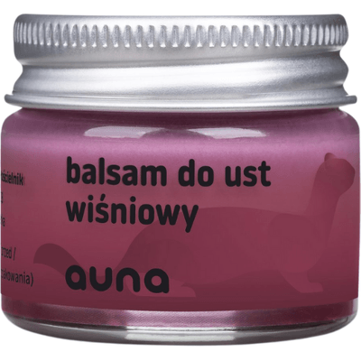 Balsam do ust - Wiśniowy Auna
