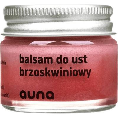 Balsam do ust - Brzoskwiniowy (data ważności: 31.01.2022) Auna
