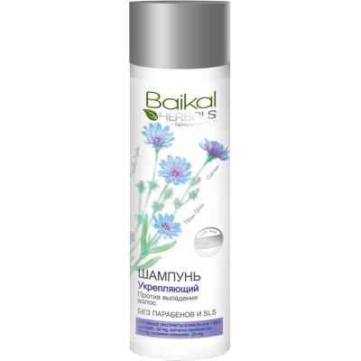 Szampon przeciw wypadaniu włosów - Wzmocnienie Baikal Herbals