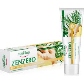Equilibra Imbirowa pasta do zębów - Intensywna Świeżość, 75 ml