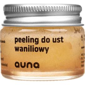Auna Waniliowy peeling do ust, 15 g