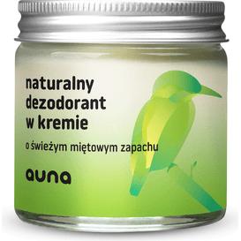 Auna Naturalny dezodorant w kremie, 60 ml