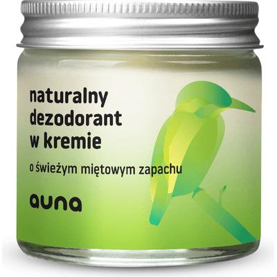 Naturalny dezodorant w kremie Auna