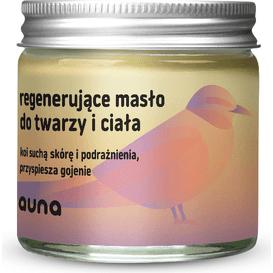 Auna Regenerujące masło do twarzy i ciała, 60 ml