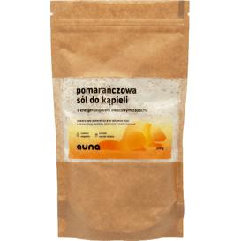 Auna Sól do kąpieli - Pomarańczowa, 300g