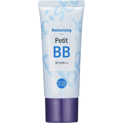 Nawilżający krem BB SPF 30 PA ++ - Moisture Petit BB Holika Holika