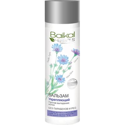 Balsam przeciw wypadaniu włosów - Wzmocnienie Baikal Herbals