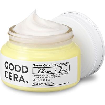 Krem nawilżający z ceramidami - Good Cera Super Ceramide Cream Holika Holika