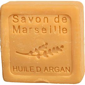 Le Chatelard Mydełko marsylskie - Olej arganowy, 30 g