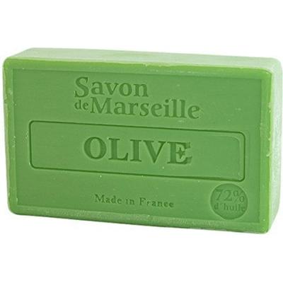 Mydło marsylskie z olejem ze słodkich migdałów - Oliwka Le Chatelard