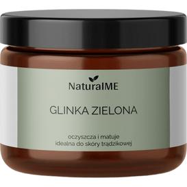 NaturalMe Glinka zielona, 200 ml