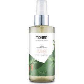 Mohani Wild Garden - Ujędrniajacy olejek do ciała i masażu - Mango, 150 ml