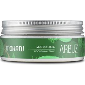 Mohani Wild Garden - Nawilżający mus do ciała - Arbuz, 120 g