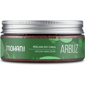 Mohani Wild Garden - Nawilżający peeling do ciała - Arbuz, 150 ml