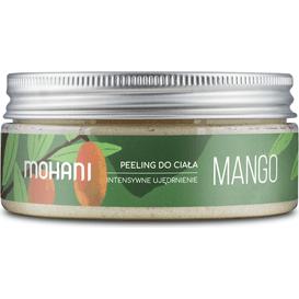 Mohani Wild Garden - Ujędrniający peeling do ciała - Mango, 150 g