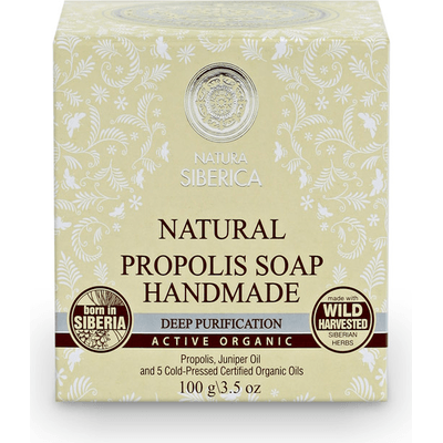 Mydło propolisowe - oczyszczające Natura Siberica
