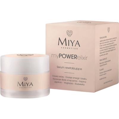 Naturalne serum rewitalizujące Miya