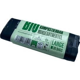BioBag Biodegradowalne worki na psie odchody, 2 x 20 szt.