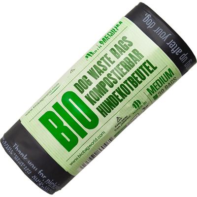 Biodegradowalne worki na psie odchody BioBag