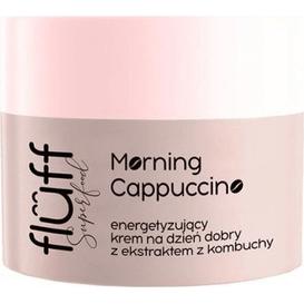 Fluff Krem do twarzy na dzień - Morning-cappuccino, 50 ml