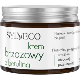 Sylveco Krem do twarzy brzozowy z betuliną, 50ml