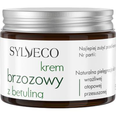 Krem do twarzy brzozowy z betuliną Sylveco