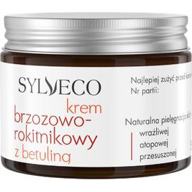 Sylveco Krem brzozowo-rokitnikowy z betuliną, 50 ml