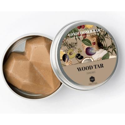 Odżywka w kostce - Dziegieć - puszka  Herbs&Hydro