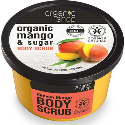 Scrub do ciała - Kenijskie mango Organic Shop