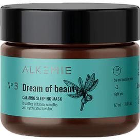Alkmie Wyciszająca nocna maska-krem - Dream of beauty, 60 ml