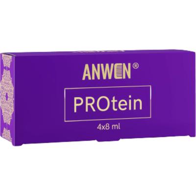 Kuracja proteinowa w ampułkach Anwen
