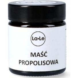 La-Le Kosmetyki Maść propolisowa antybakteryjna i przeciwzapalna, 30 ml