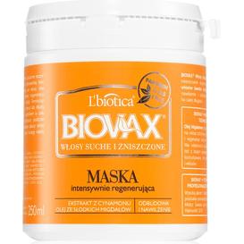 Lbiotica Maska do włosów suchych i zniszczonych, 250 ml