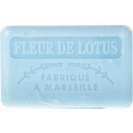 Foufour Mydło marsylskie z masłem shea - Kwiat lotosu, 125 g