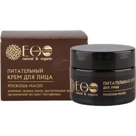 EO Laboratorie Odżywczy krem do twarzy - Kompleks cennych olejków, 50 ml