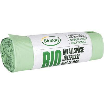 Biodgradowalne worki na odpady organiczne i zmieszane 30L BioBag