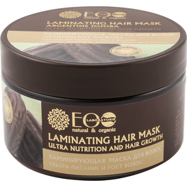 EO Laboratorie Maska do włosów z efektem laminowania - Odżywienie i wzrost, 250 ml