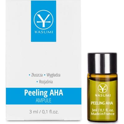 Peeling AHA - Ampułka z kwasem glikolowym Yasumi