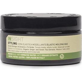 Insight Styling - Elastyczny wosk do modelowania włosów - Elastic molding wax, 90 ml