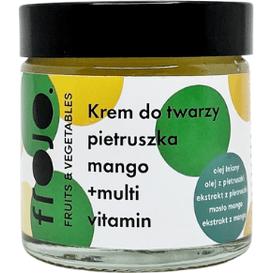 Frojo Krem do twarzy - Pietruszka-mango, 60 ml
