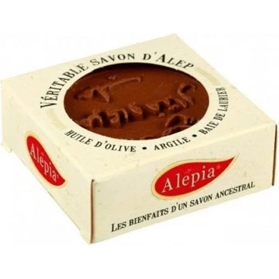 Mydło Alep z czerwoną glinką Alepia
