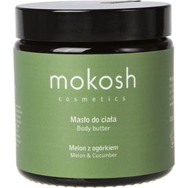 Mokosh Masło do ciała - Melon z ogórkiem, 120 ml