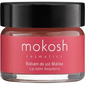 Mokosh Balsam do ust - Malina, 15 ml