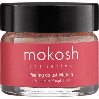 Peeling do ust - Malina Mokosh