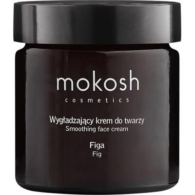 Wygładzający krem do twarzy - Figa Mokosh