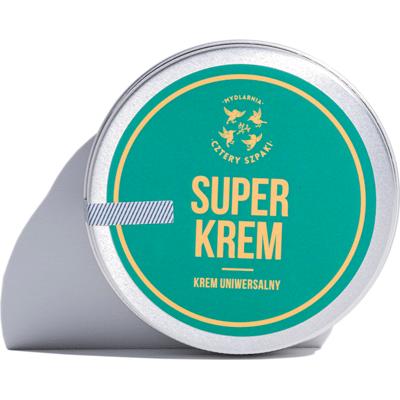 Superkrem - odżywczy krem uniwersalny Mydlarnia Cztery Szpaki