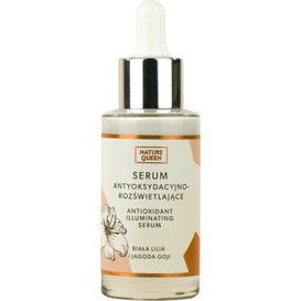 Nature Queen Serum antyoksydacyjno - rozświetlające, 30 ml
